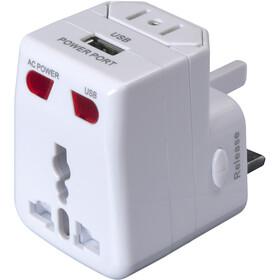 Basic Nature Universal Plug Adapter USB